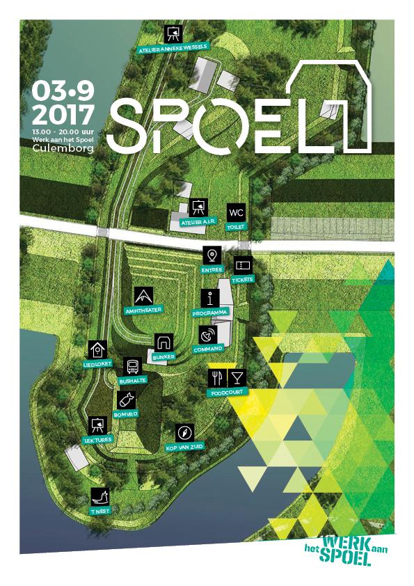 SPOEL festival Plattegrond_Bezoekers