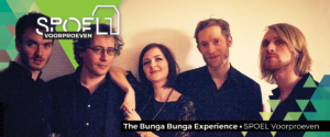 SPOEL Voorproeven The Bunga Bunga Experience