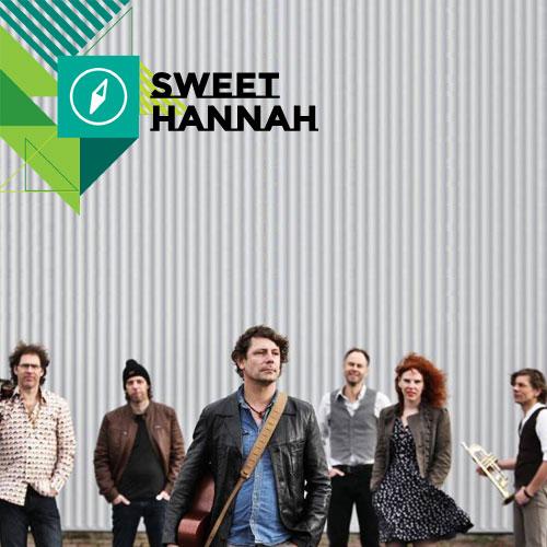Sweet Hannah SPOEL