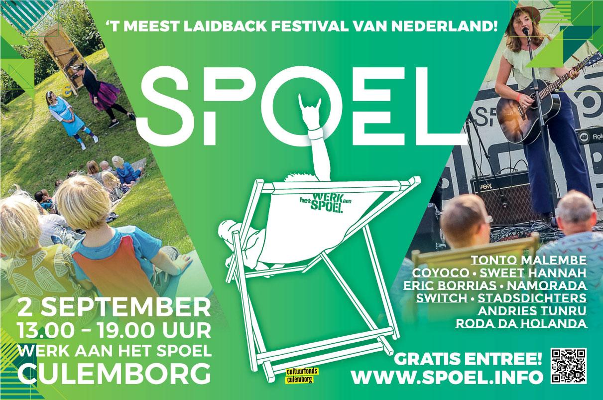 SPOEL festival Culemborg
